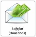 TAMSAT'a Yapılacak Bağışlar Hakkında