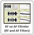 RF ve AF Filtreler