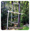 Photo of 2 Metre Moxon Anteni (VHF)