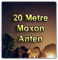 Photo of 20 Metre Moxon Anten
