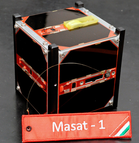 MaSat-1