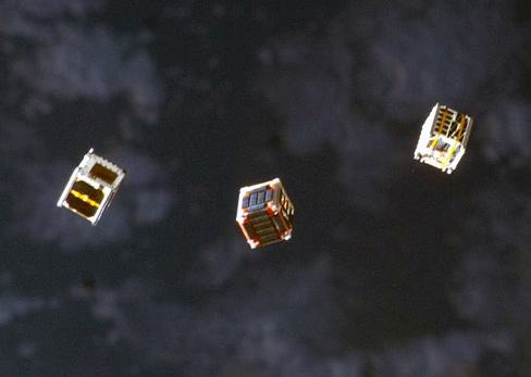 Cubesatlar