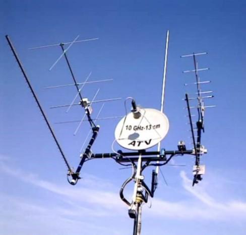DL2IE Anten Sistemi