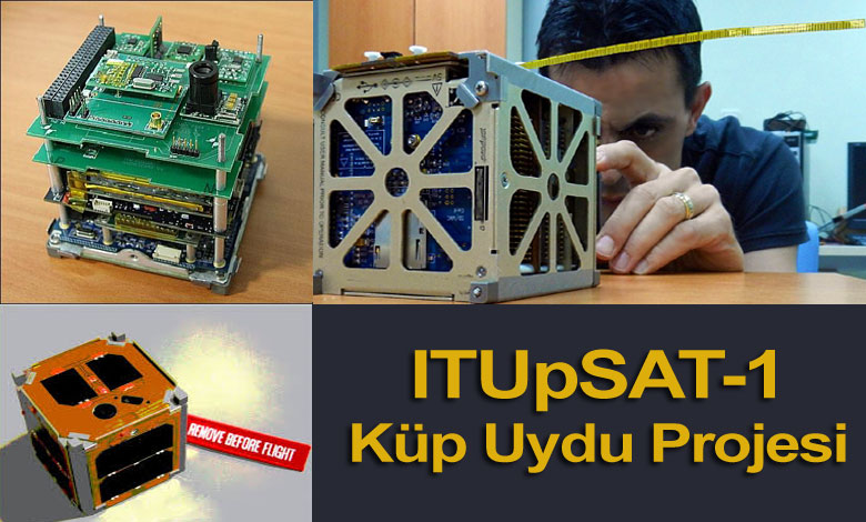 Photo of ITUpSAT-1 Teknik Bilgi