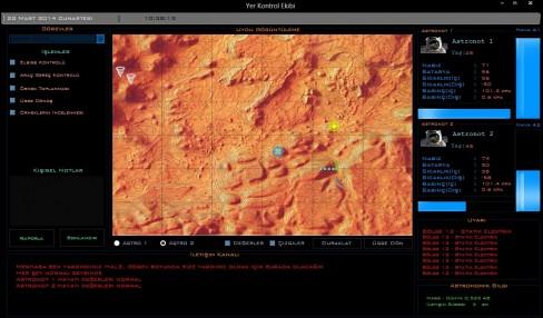 Lokal Mars Projesi - LMP