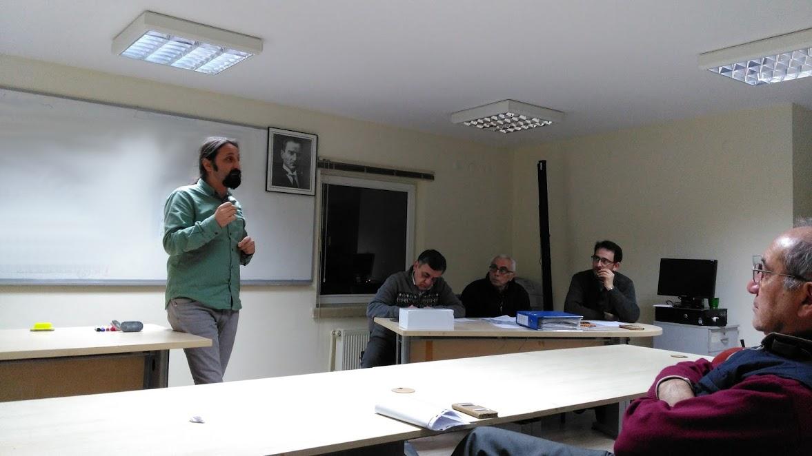 Photo of Telsiz Üzerinden Veri Aktarımı ve Amatörler İçin Uygulama Alanları Eğitimi
