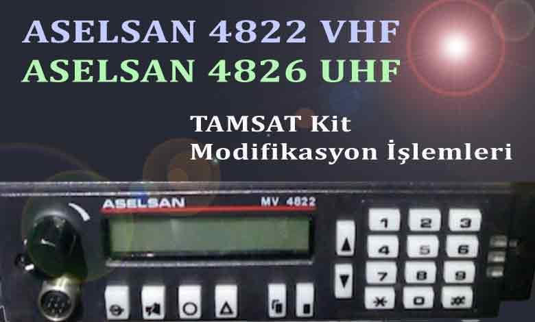 Photo of ASELSAN 4800 TAMSAT Kit Uygulama İçin Önemli Uyarı